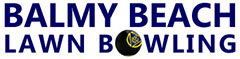 Balmy Beach Lawn Bowling – Toronto, ON Logo